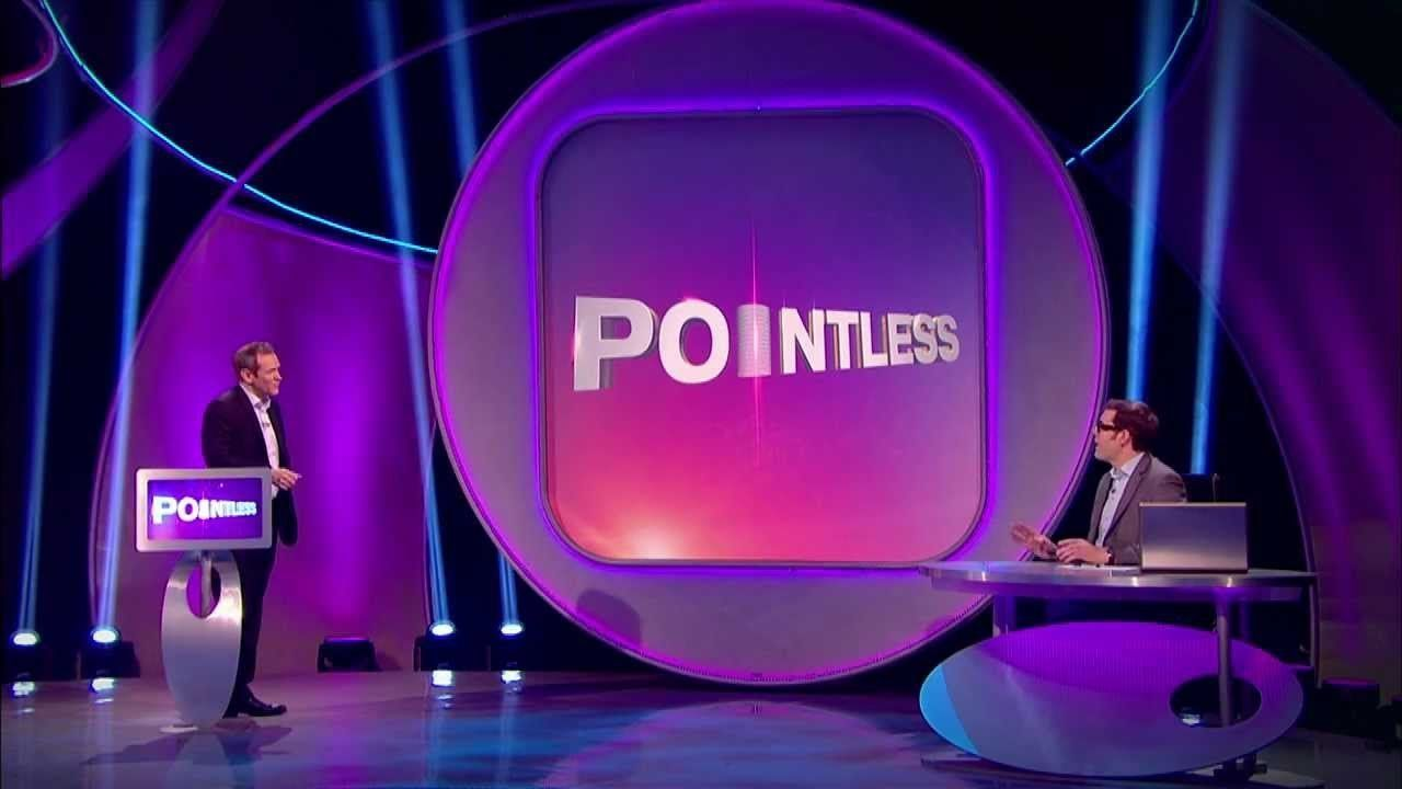 The 'Pointless' Set Has Been Given A