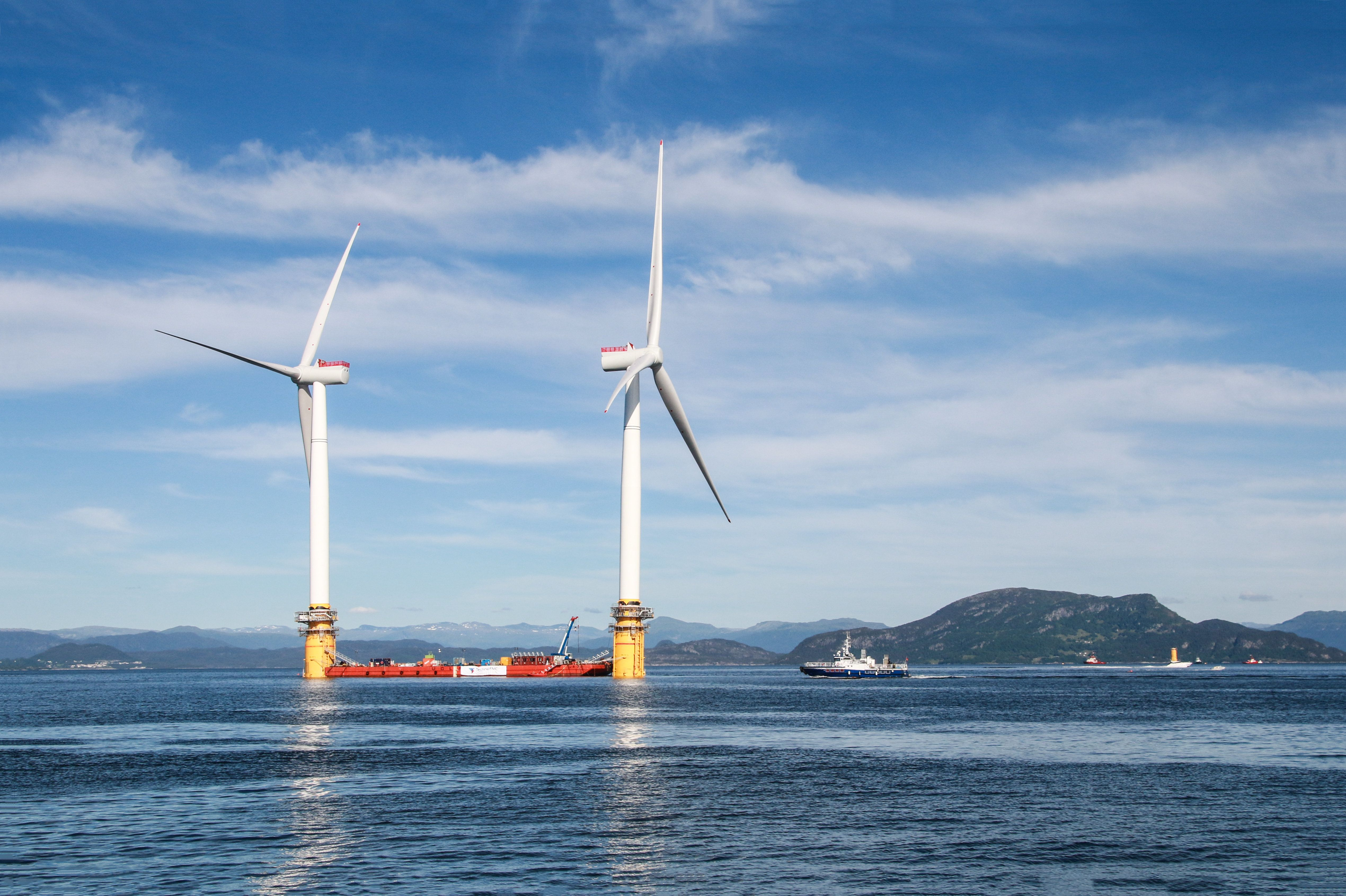 Researchers Study Huge Potential Of North Atlantic Offshore Wind