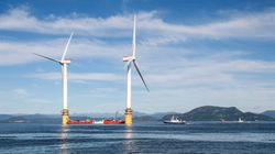How Mid-Ocean Wind Farms Could Power The Whole Of