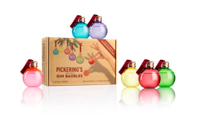 Gin-Filled Baubles Are Back To Make Your Christmas Extra
