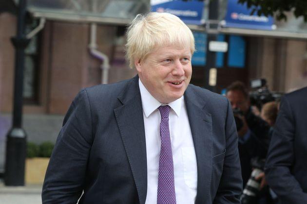 Bartley said foreign secretary Boris Johnson should be
