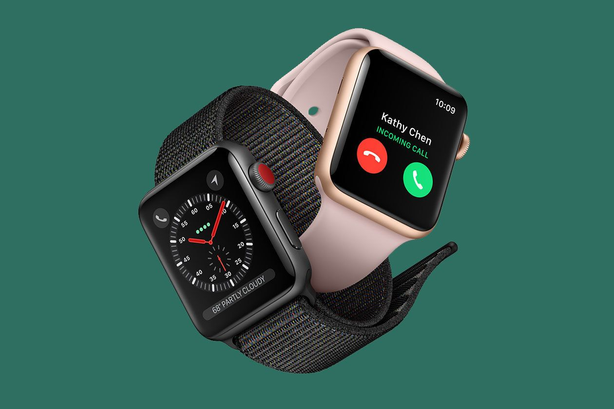 Apple Watch Series 3 Review: Still The Best Smartwatch, But Not Because It Calls
