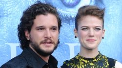 Behold Rose Leslie's Seriously Gorgeous Engagement