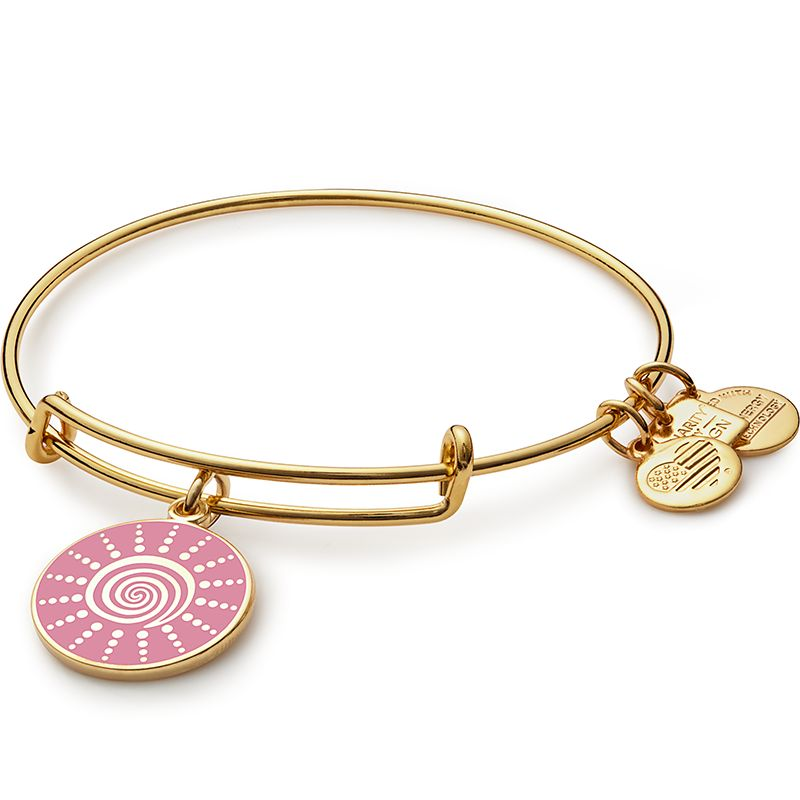 ALEX AND ANI will donate 20% of the purchase price from each Spiral Sun Charm sold, with a minimum donation of $25,000, betwe