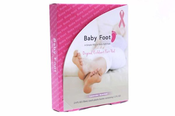 Baby Foot is a revolutionary Japanese foot exfoliant that will make your feet as smooth and soft as a baby's foot. And