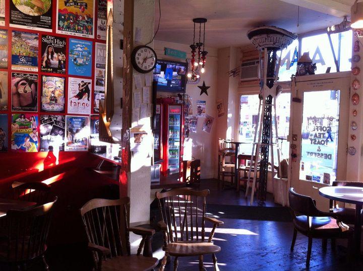Bedlam Coffee is located in Seattle's Belltown neighborhood.