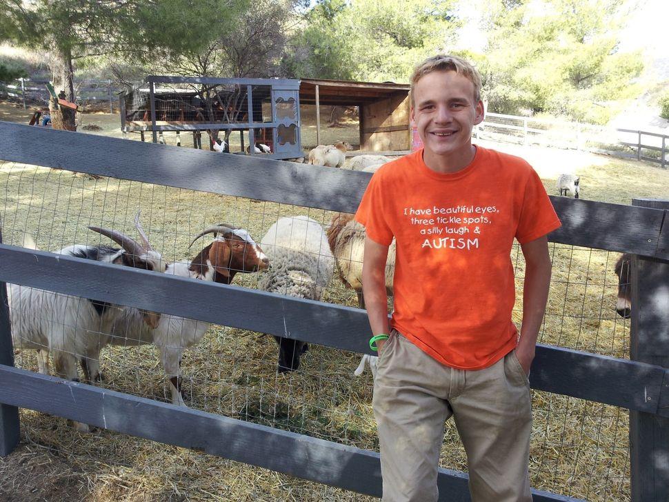 Neal loves organic farming.