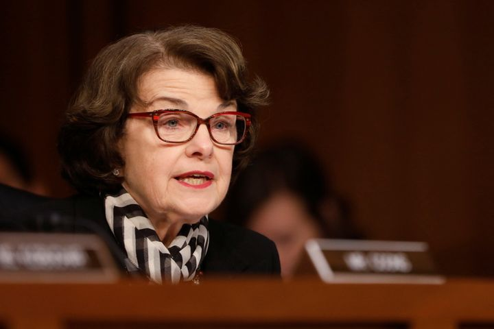 Dianne Feinstein Decides To Run Again