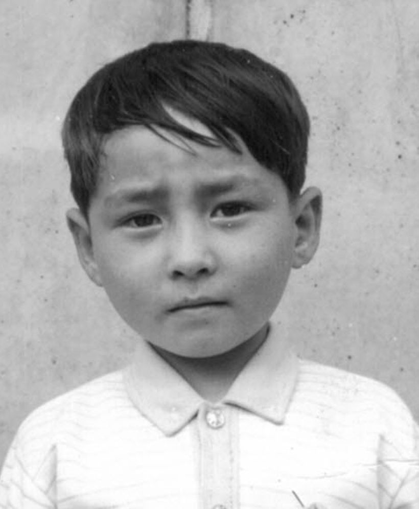 <strong><em>Korea Social Service Official Orphan Photo</em></strong>