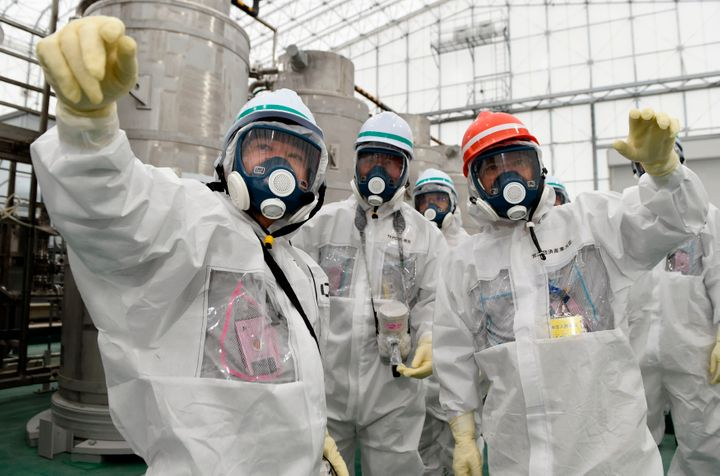 A group of about 3,800 people, mostly in Fukushima prefecture, have filed a class action suit against the Tokyo Electric