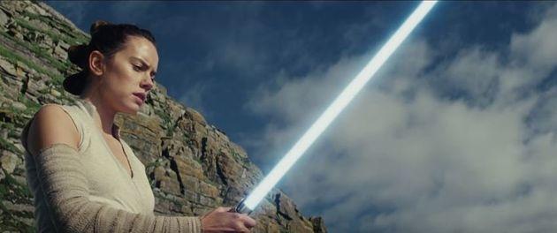 Will Rey succumb to the dark