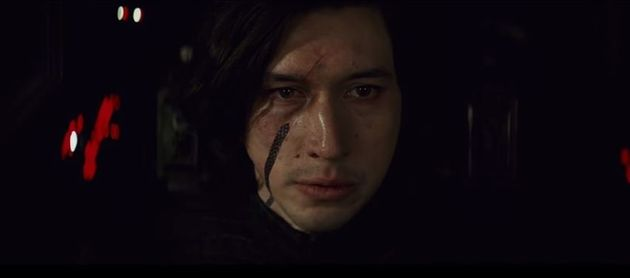 Does Kylo Ren have a conscience after