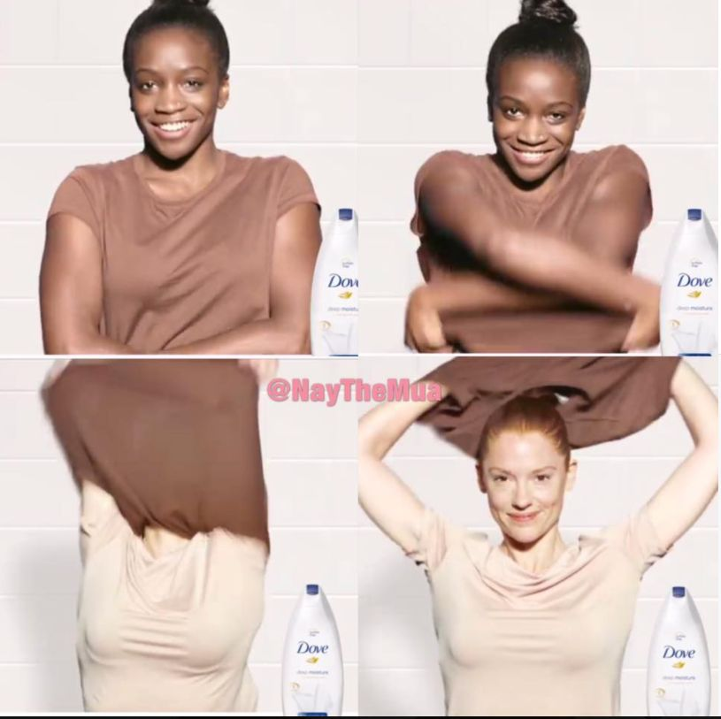 Model At Centre Of 'Racist' Dove Ad Speaks Out: 'I Am Beautiful And I Will Not Be