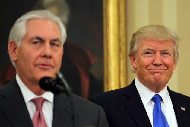 Trump Brags He Could Beat Rex Tillerson In An IQ