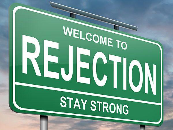 Výsledek obrázku pro rejection