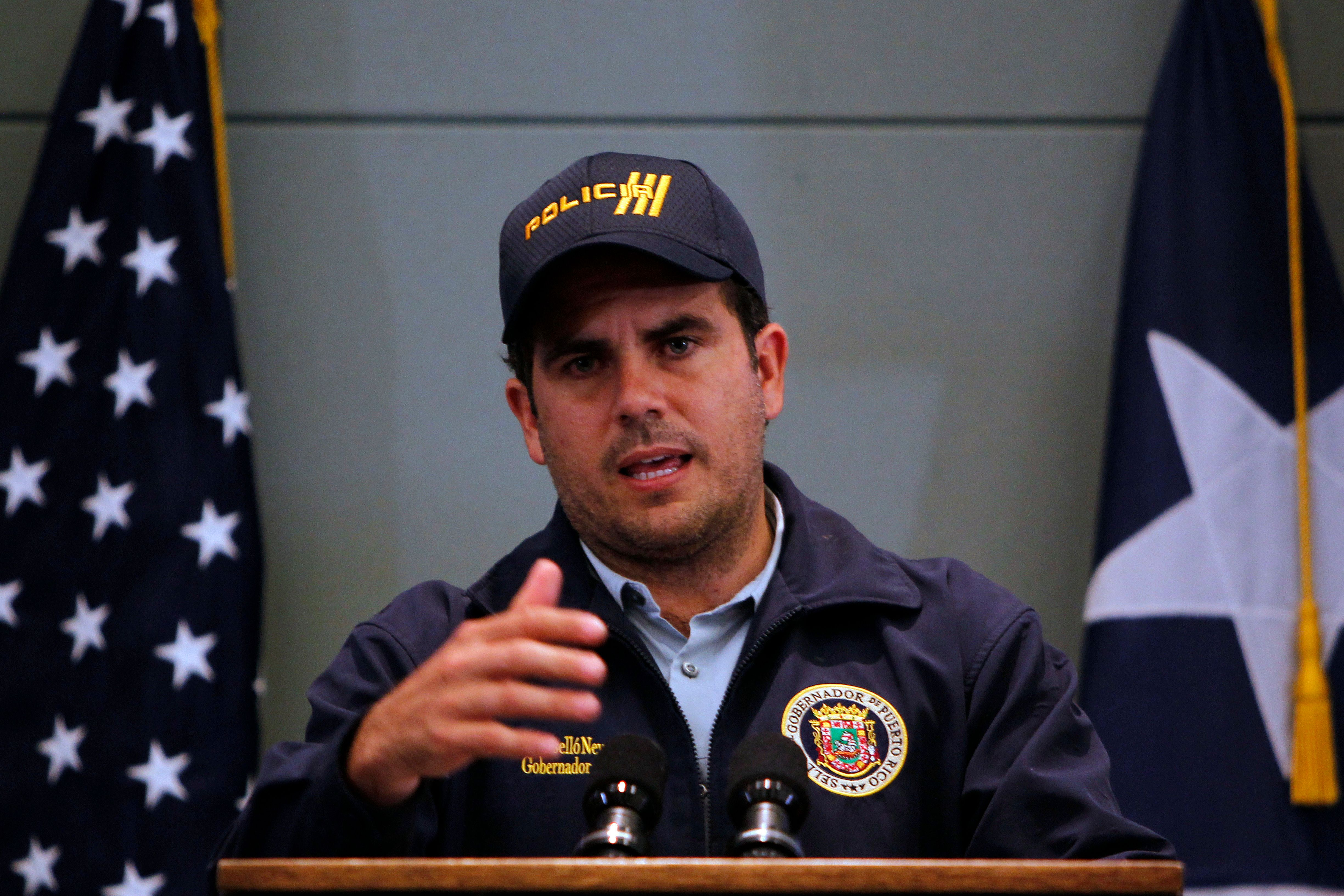 "Puerto Rico Gov. Ricardo Rosselló, in a letter to Congress, said Hurricane Maria has caused ""suffered an unprecedented"
