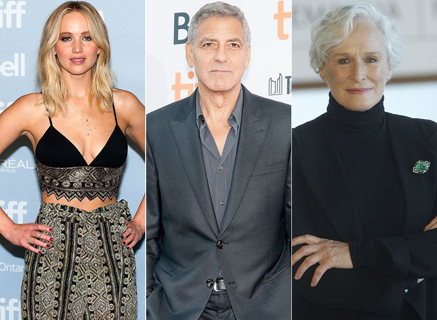 Jennifer Lawrence And George Clooney Among A-Listers To Speak Out Against Harvey