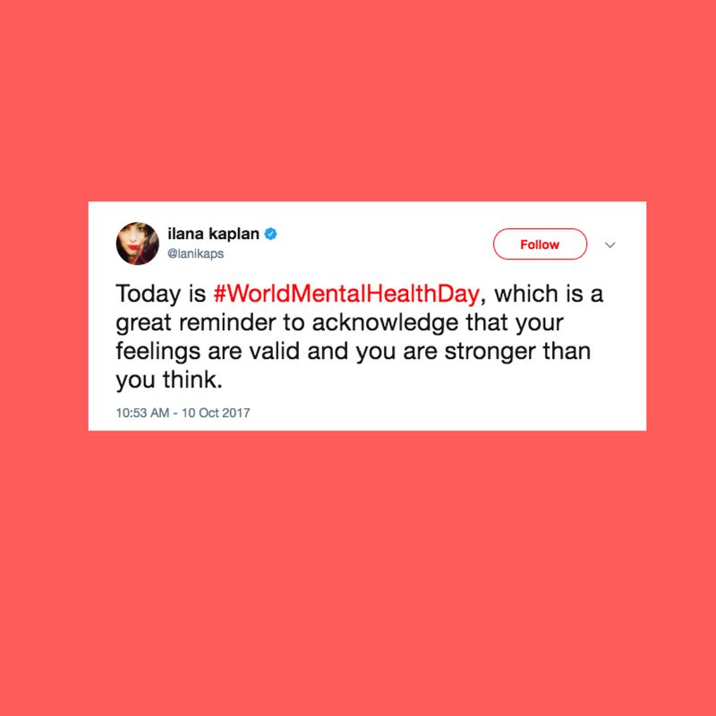 15 Perfect Tweets To Read If You're Having A Bad Mental Health Day