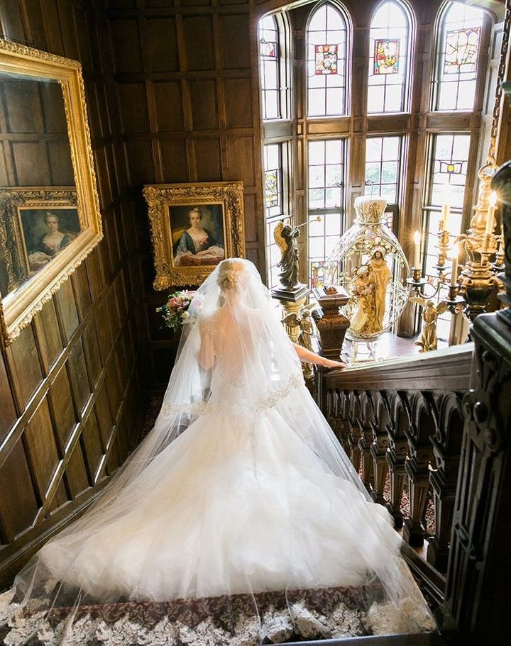 10 Drop-Dead-Gorgeous Indoor Wedding Venues Around The Country