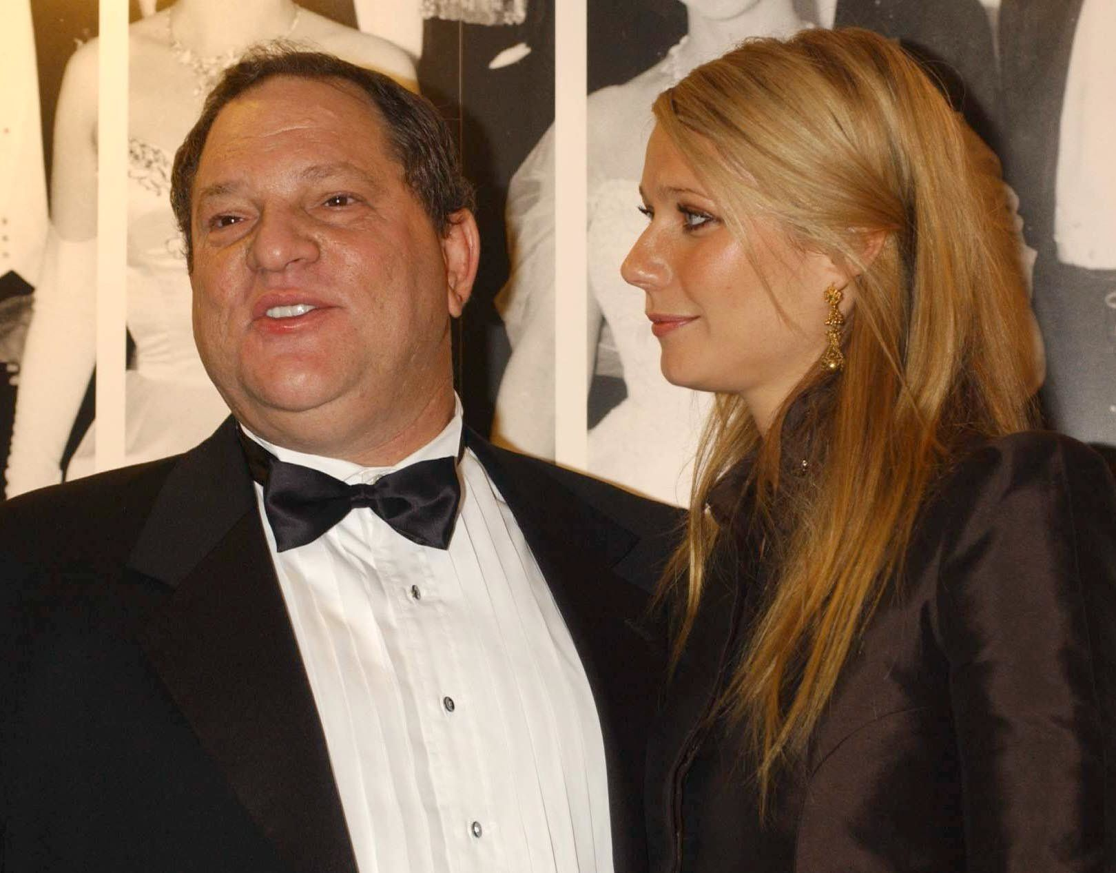 Angelina Jolie, Gwyneth Paltrow And Others Say Harvey Weinstein Harassed