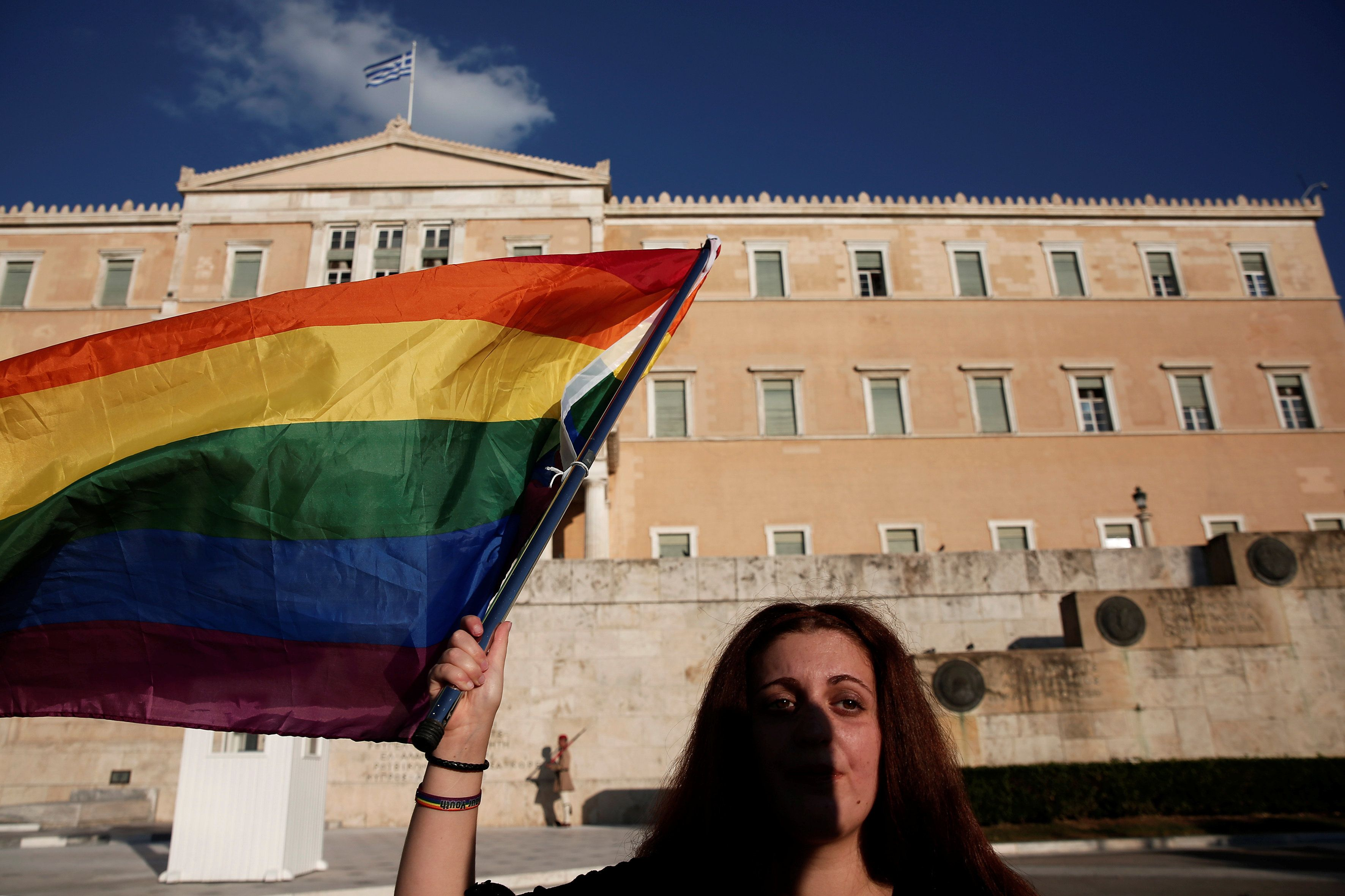 Greece Passes Law Making It Easier For Citizens To Change Gender On Official Documents