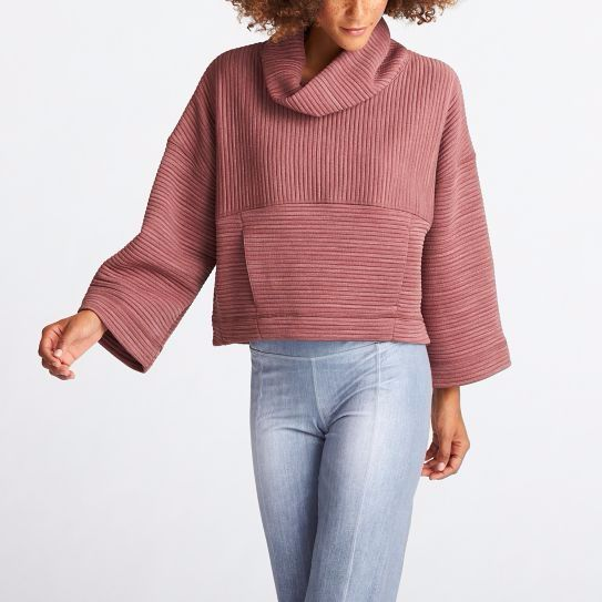 "If that rosy pullover doesn't make you want to workout, I'm not sure what will. Shop Lucy <a href=""http://www.lucy.com/"" targ"