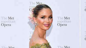 NEW YORK, NY - SEPTEMBER 25:  Georgina Chapman attends the 2017 Metropolitan Opera Opening Night at The Metropolitan Opera House on September 25, 2017 in New York City.  (Photo by Dia Dipasupil/Getty Images)