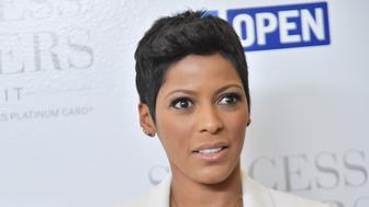 NEW YORK, NY - APRIL 17:  Broadcaster Tamron Hall attends the 2017 Success Makers Summit at Spring Place on April 17, 2017 in New York City.  (Photo by Mike Coppola/Getty Images)