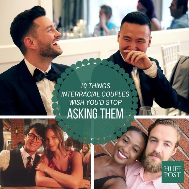 10 Things Interracial Couples Wish You'd Stop Asking