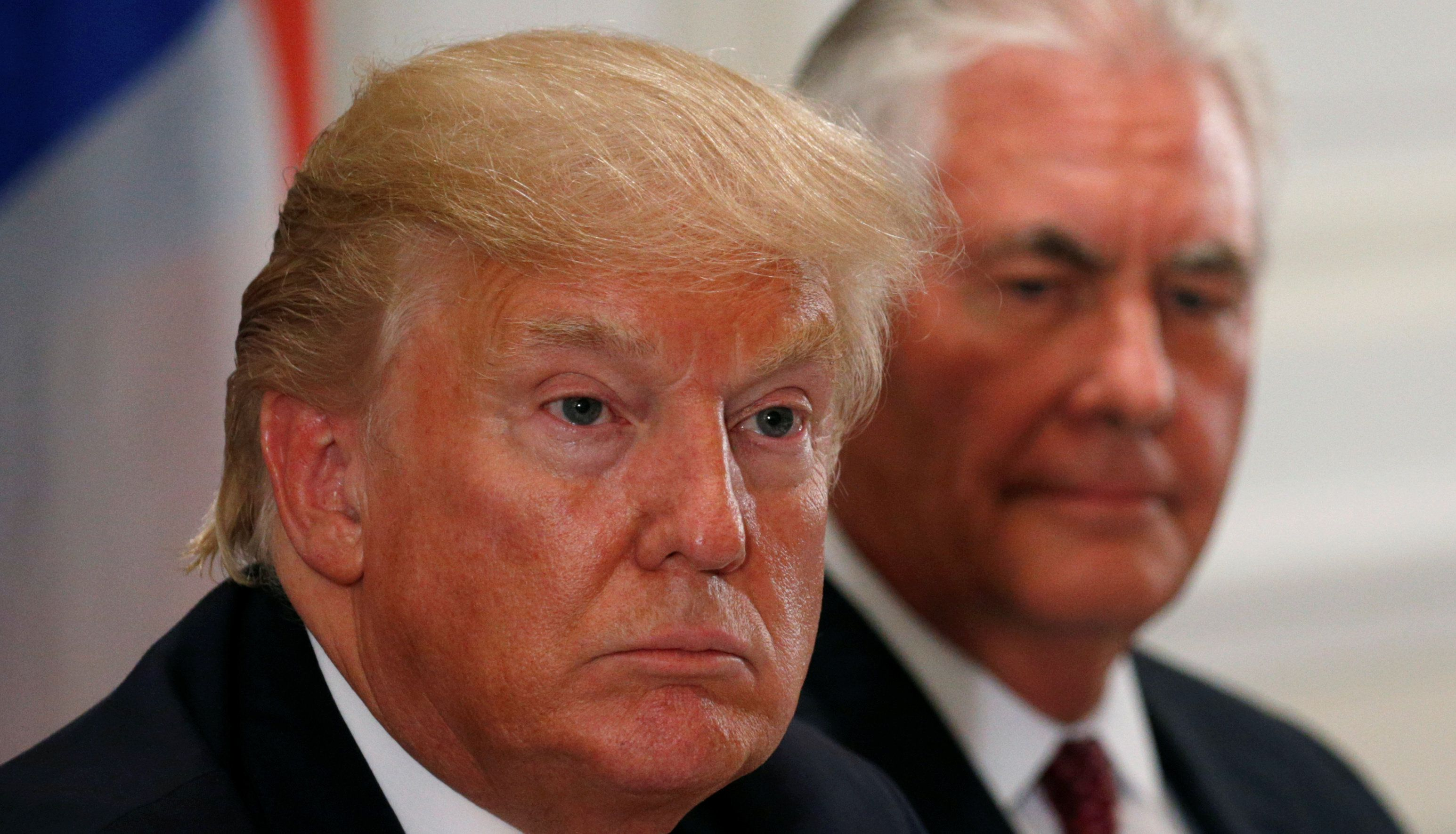 Mensa Offers To Give IQ Tests To Donald Trump And Rex Tillerson