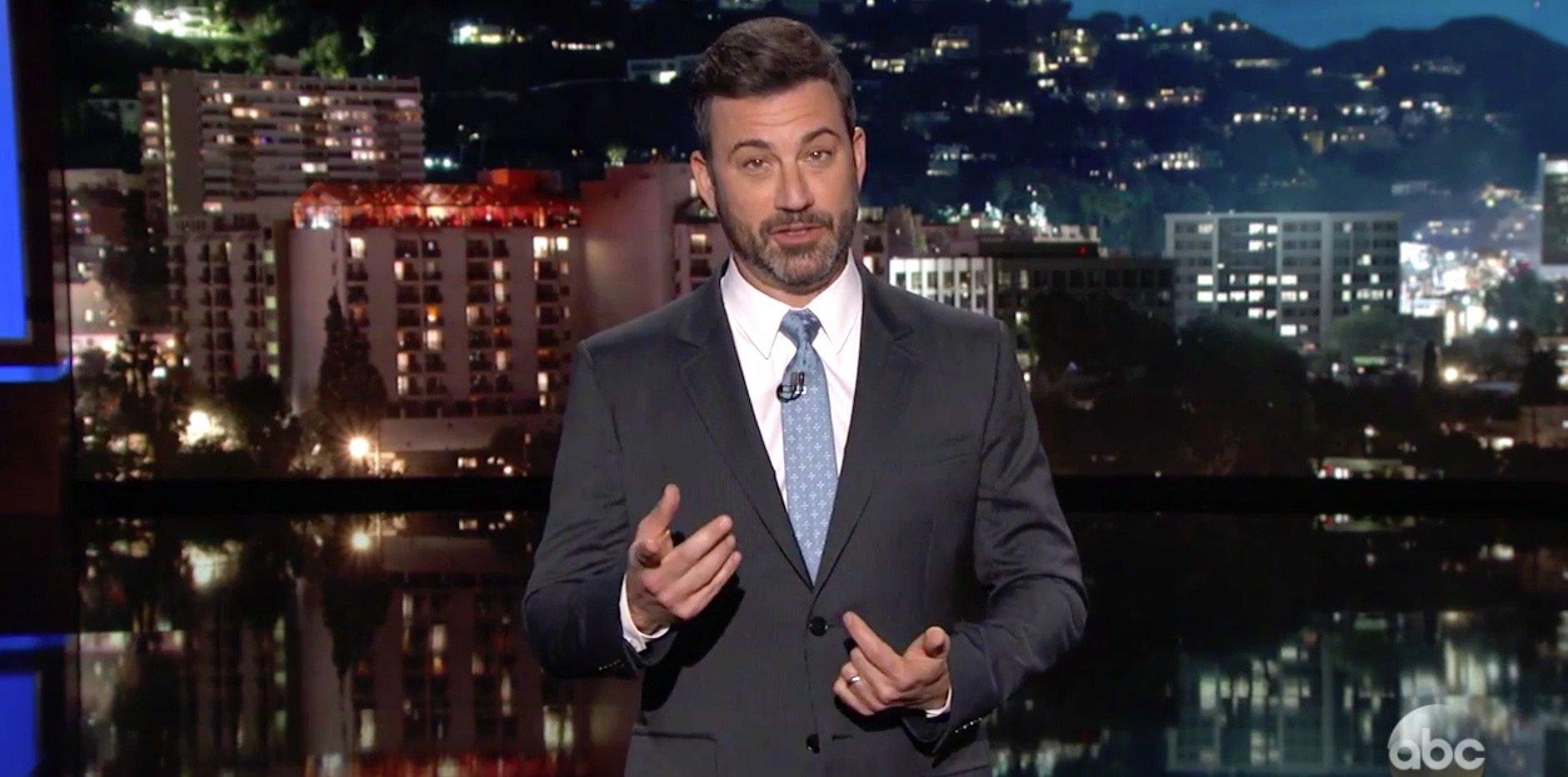 Jimmy Kimmel Shuts Down Donald Trump's IQ