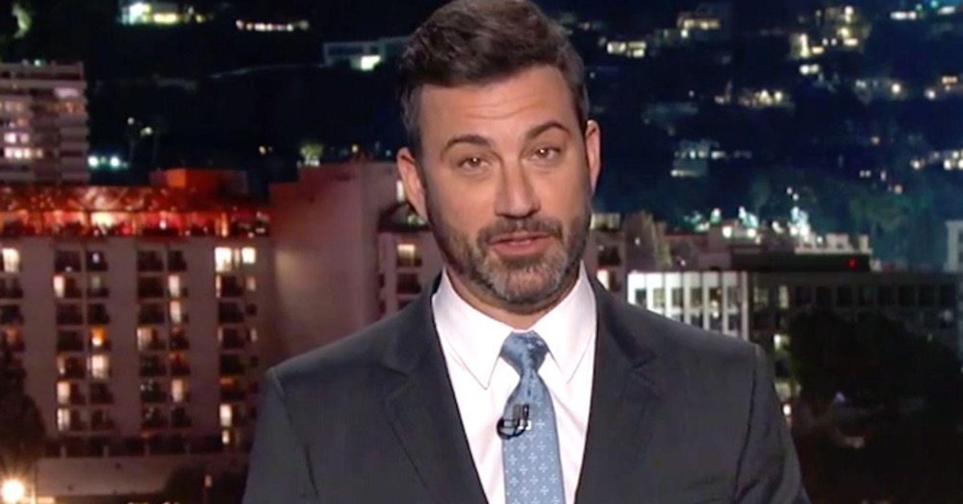 Jimmy Kimmel Shuts Down Trump's IQ Boasts