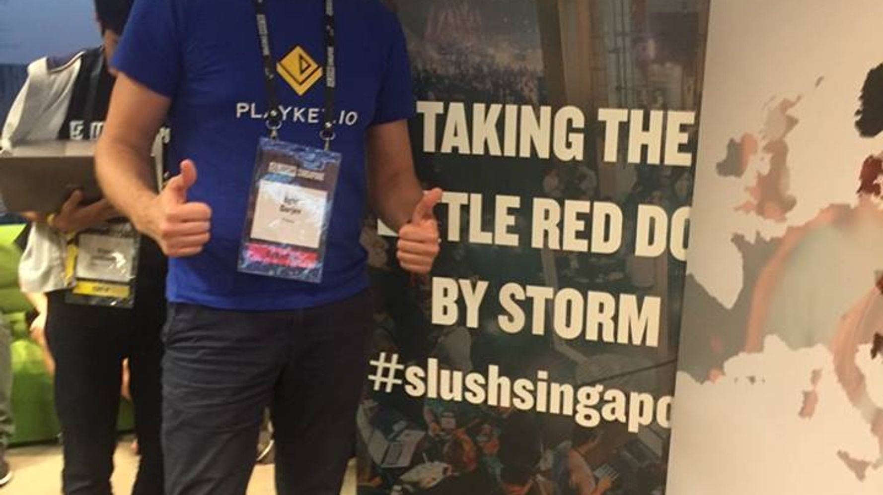 Playkey, A Blockchain-Powered P2P Decentralized Cloud Gaming