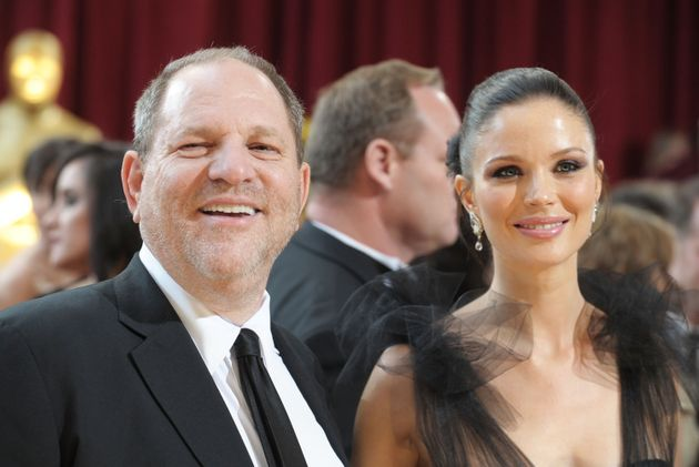 Weinstein's wife, Georgina Chapman, has said she is leaving