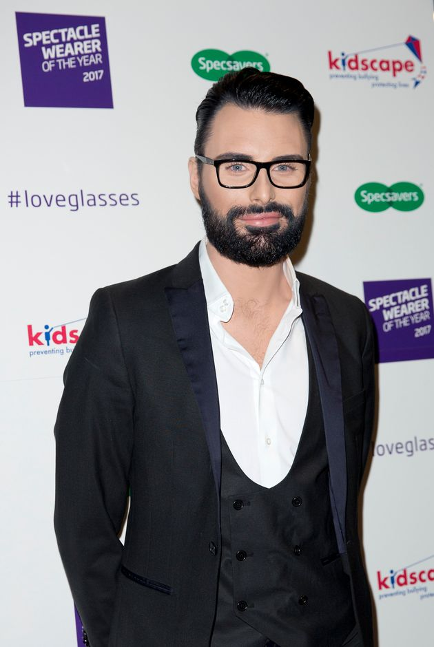 Rylan was reportedly branded