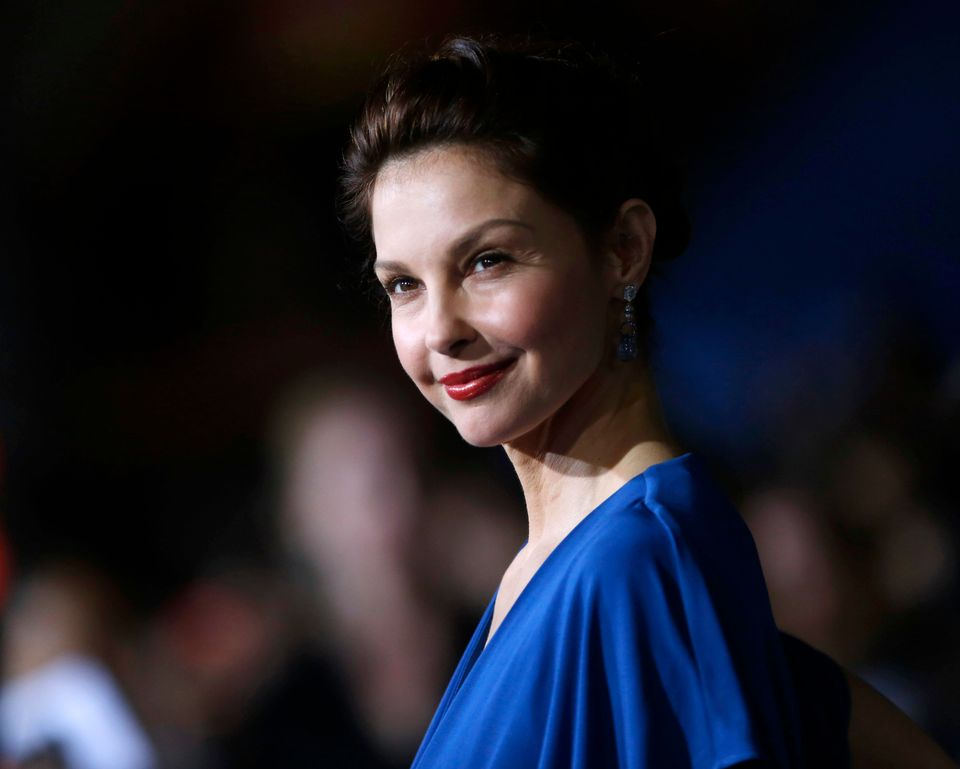 "Ashley Judd <a href=""https://www.nytimes.com/2017/10/05/us/harvey-weinstein-harassment-allegations.html"" target=""_blank"">told"