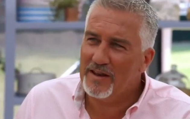 Paul Hollywood's tan was attracting rather a lot of