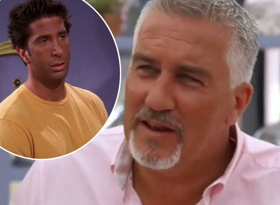 Paul Hollywood's Tan Is All Anyone Can Talk About During Bake Off's Italian