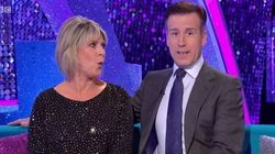 'Strictly' Pro Anton Du Beke Can't Resist A Dig At 'X Factor' And Its Low