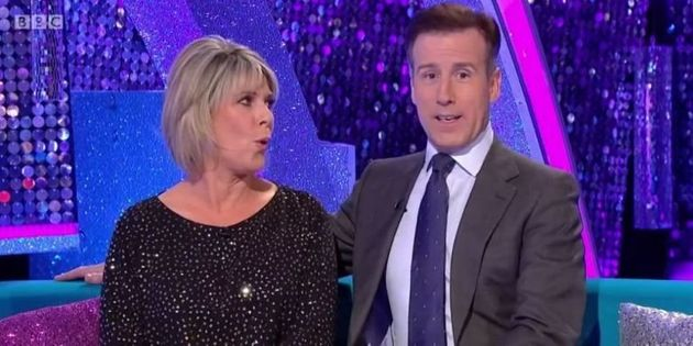 Ruth and Anton on 'It Takes