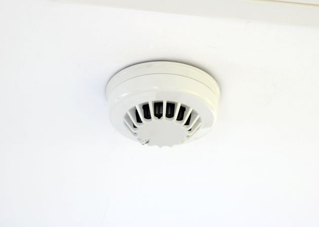 Hiding a camera in a smoke detector may be one of the easiest places, according to one security
