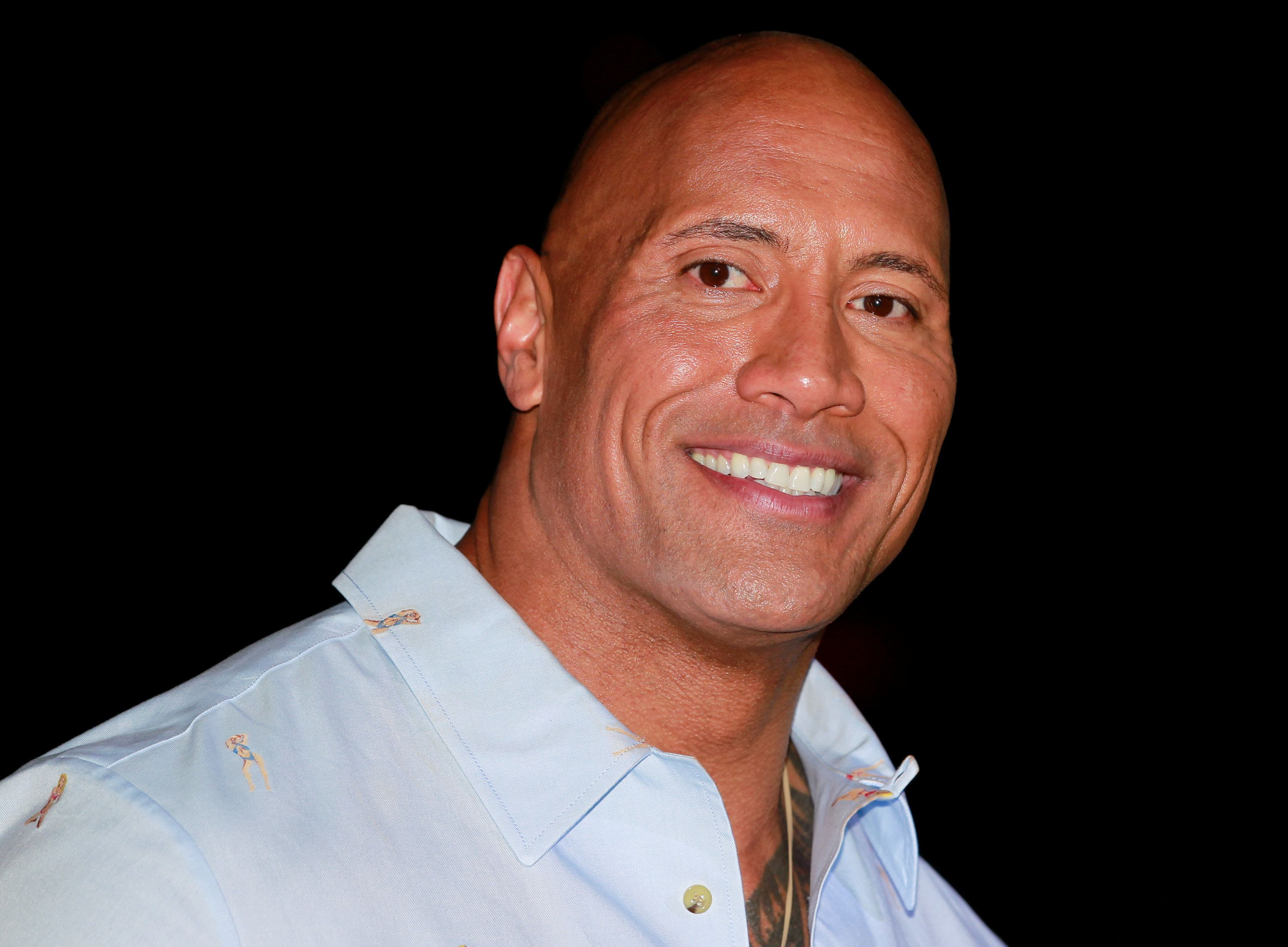 Blogger's Genius 'The Rock Test' Helps Men Confused About Sexual