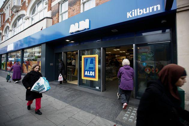Kilburn in the London Borough of