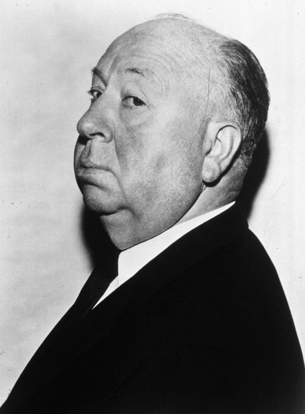 It was perhaps rather fitting that Alfred Hitchock was born on a Friday 13th - 13 August 1899 to be