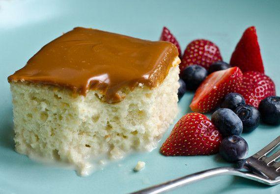 Tres Leche Cake Recipe With Rum