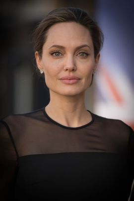 Embargoed to 0001 Tuesday September 19 File photo dated 08/09/16 of Angelina Jolie who has said she waited until her adopted son was ready for them to make a film about his home country, Cambodia, together.