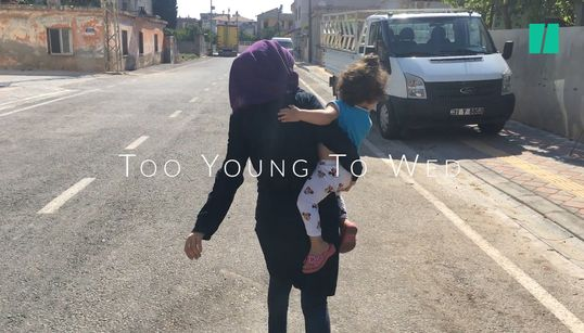 Syrian Child Bride Documents Her Life As A New