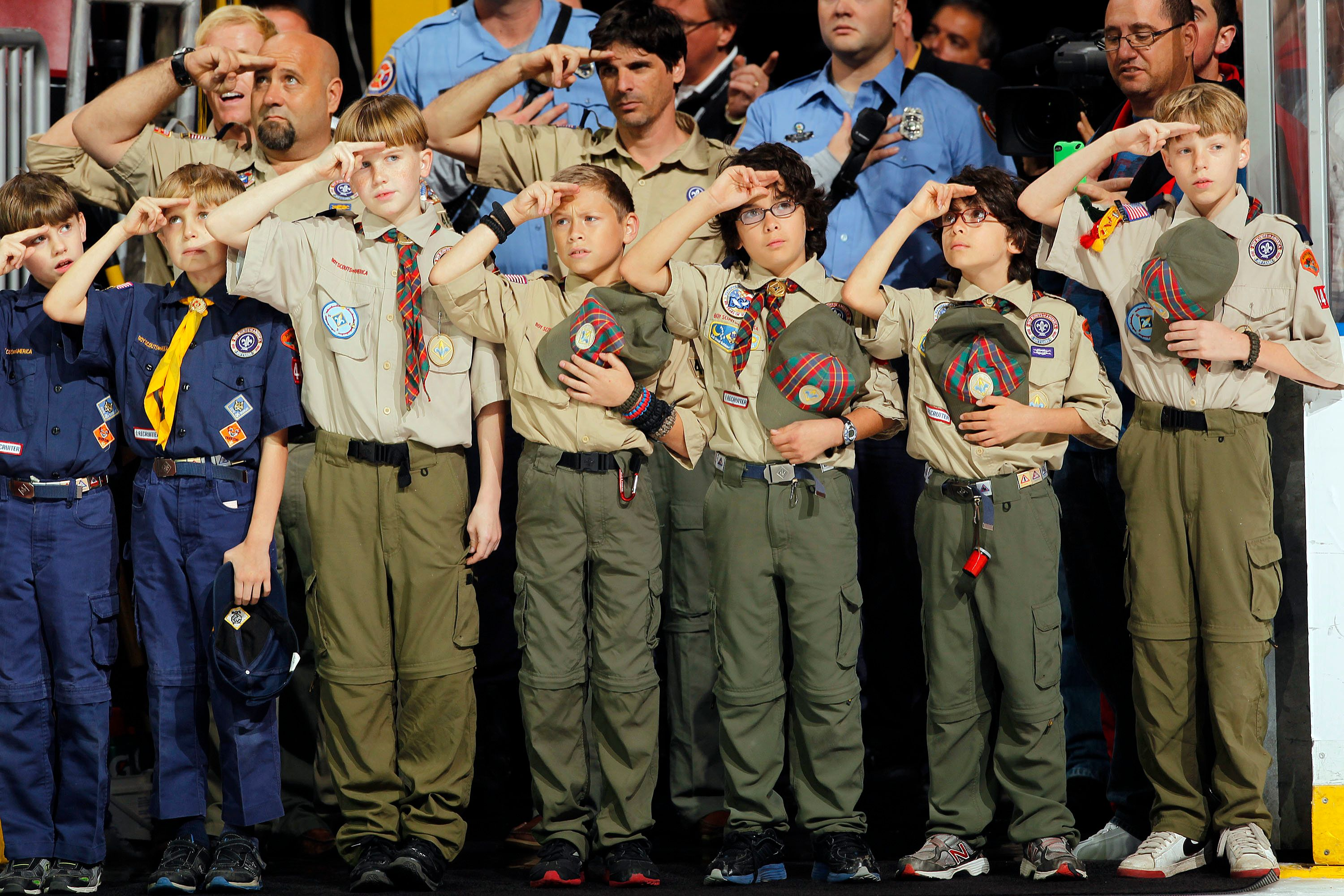 Boy Scouts of America announced Wednesday that the organization would be allowing girls to join its Cub Scout program and dev