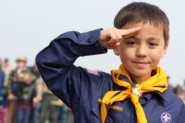 Families will be able to sign up their sons and daughters for Cub Scouts starting in the 2018 program year, which begins in A