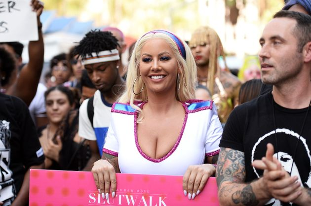 Amber Rose On Slut-Shaming, Sex Positivity And Talking To -6468